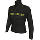 Alé Cycling Clima Protection 2.0 Nordik Jacket Men Black Fluo Yellow